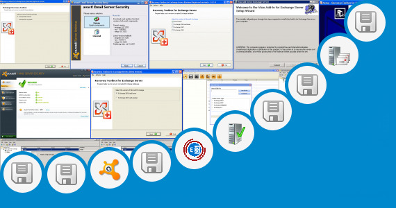 Software collection for Microsoft Exchange Server 2007 Iso