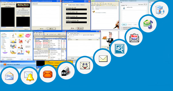 Software collection for Windows 7 Gadget Mail Pop3 Notifier