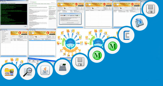 Software collection for Universal Product Key For