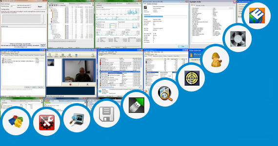 Software collection for Dell System Detect Application