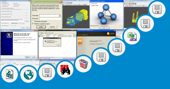 Software collection for Stp File Online Viewer