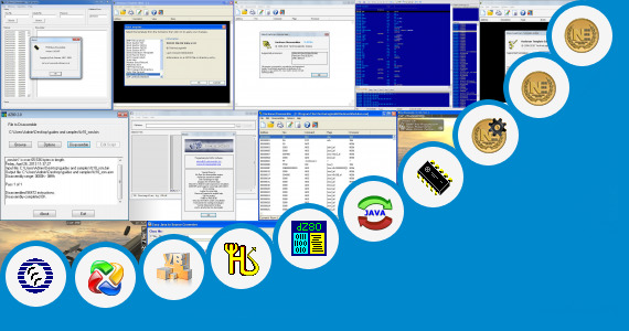 Software collection for Win Disassembler