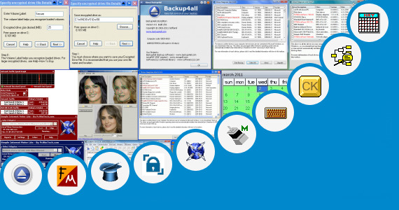 Software collection for Lite Show Application