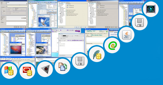 Software collection for Dvr Viewer Multi Client