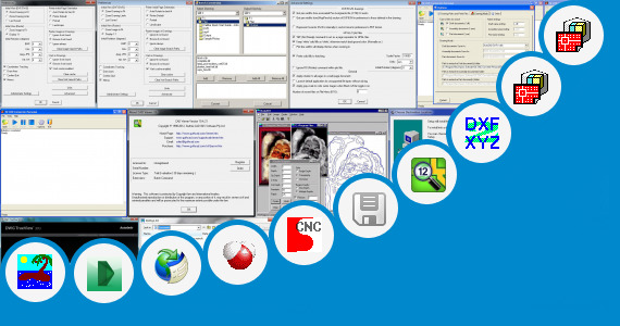 Software collection for Stp To Dxf Converter Freeware