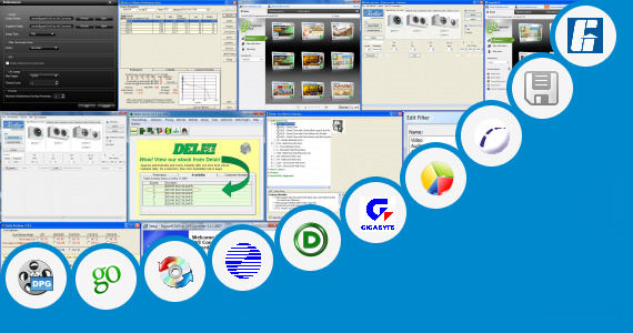 Software collection for Kruger Fan Selection Software