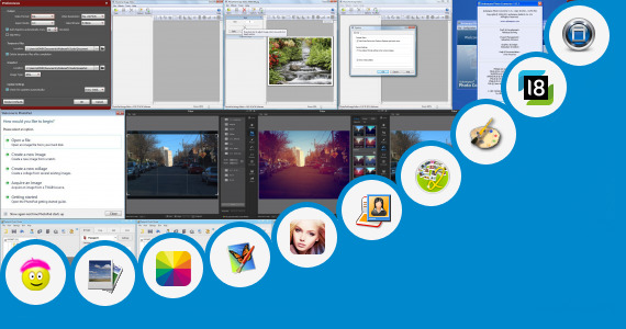 Software collection for Galaxy Photo Effect App