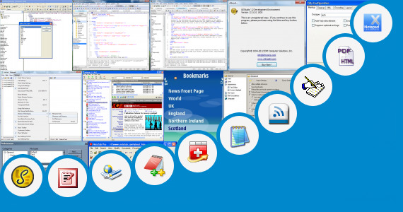 Software collection for Html Code Reader Notepad