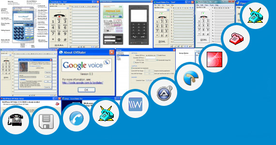 Software collection for Madina Call Dialer