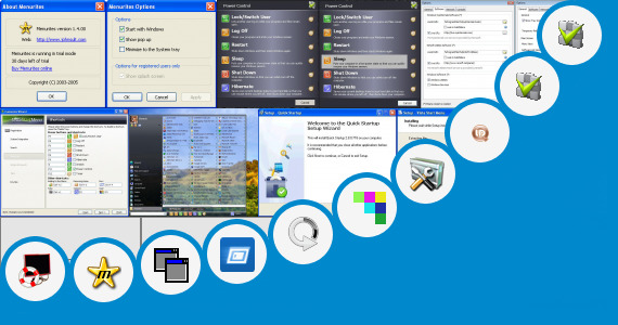 Software collection for Lenovo Quick Start Installer