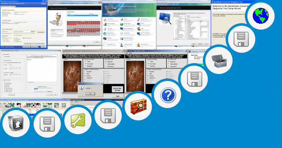 Software collection for Yamaha Diagnostic Tool Software Cd