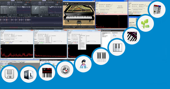 Software collection for Piano Notes For Button Beats Piano