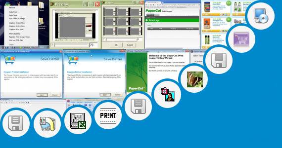 Coupon printer for windows vista