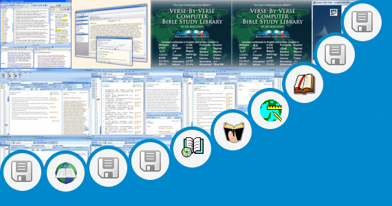 Software collection for Telugu Bible Commentaries