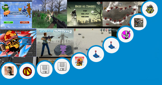 Software collection for Game Plankton Vs Zombie