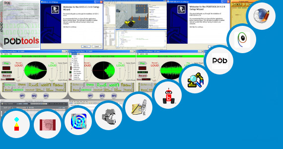 Software collection for Fanuc Robot Tp Editor Program