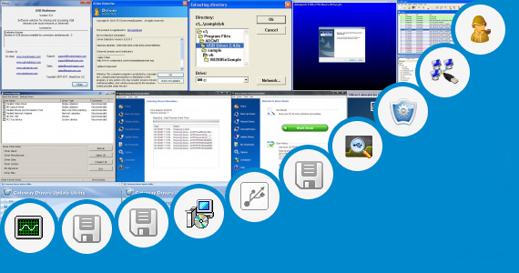 Software collection for Usb Device Driver Advan