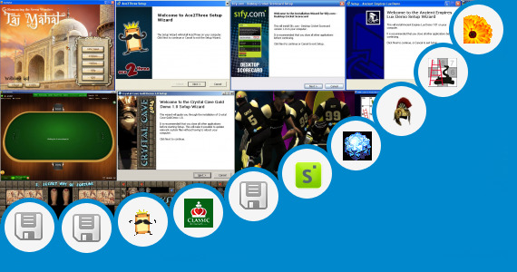 Software collection for A3 India Game Free