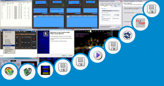 Software collection for Dsp Plugins Aimp 3