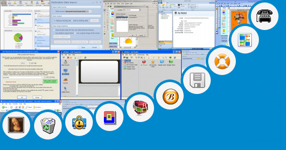 Software collection for Call Center Web Template