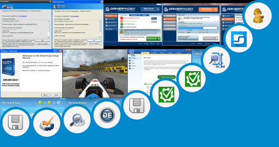 Software collection for Carambis Driver Update 2012 Full
