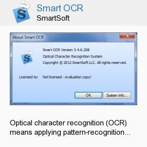 Smart OCR
