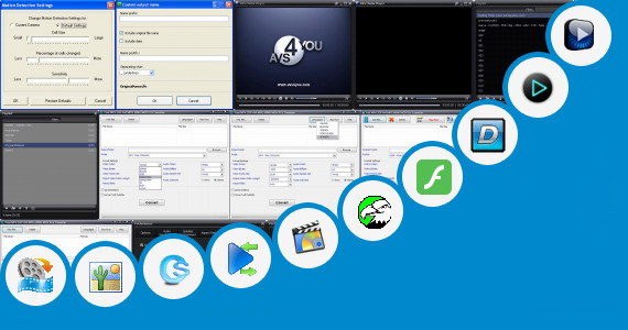 Software collection for Unicam Dvr Player Software