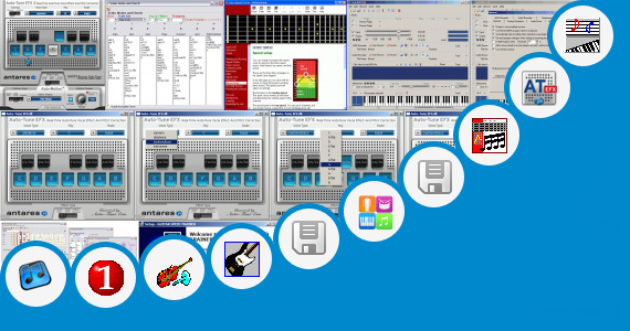 Software collection for Real Guitar Vst Instrument