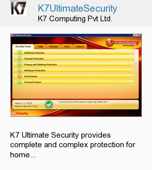 K7UltimateSecurity