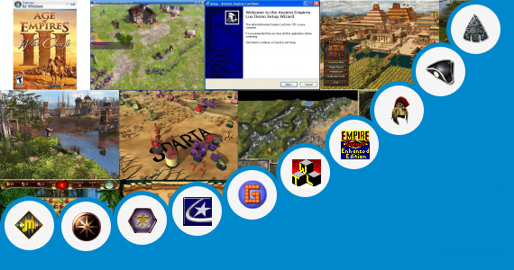 Software collection for Forge Of Empires Full Mf