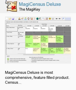 MagiCensus Deluxe