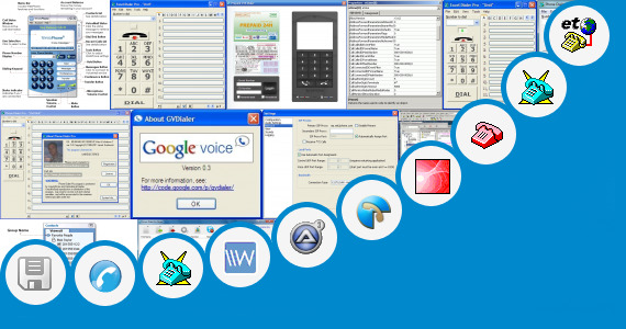 Software collection for Memories Call Dialer