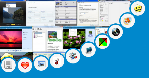 Software collection for Install Edit Photo Software