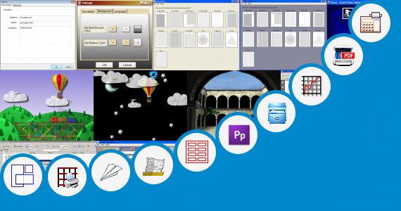 Software collection for Probability Paper Software
