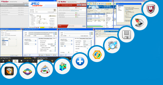 Software collection for Free Negative Scanning Software