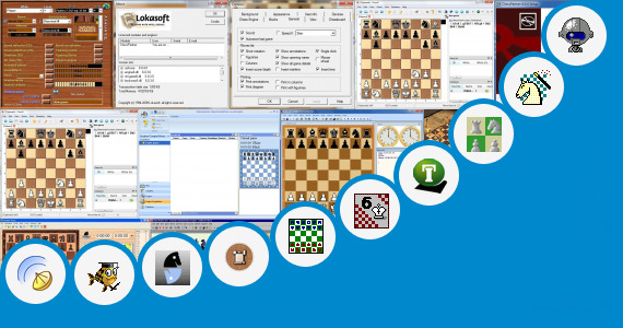 Software collection for Deep Junior 13 Uci Chess Engine