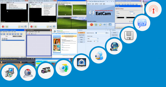 Software collection for Yahoo Messenger Flip Camera