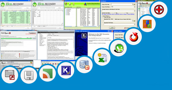 Software collection for Mdf Database File To Excel