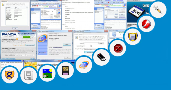 Software collection for Usb Security Licence Code