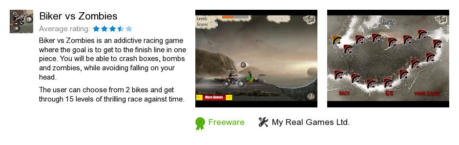 Biker vs Zombies