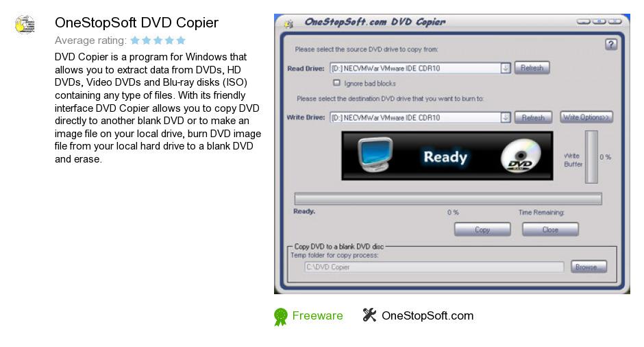 OneStopSoft DVD Copier