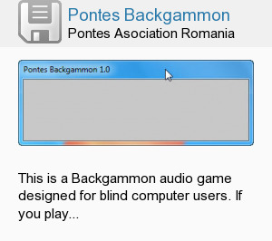 Pontes Backgammon