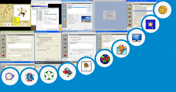 Software collection for Teks Descriptive Animal