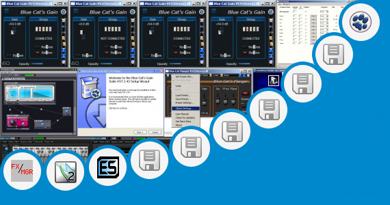 Software collection for Vst Plugin Fruity Stereo Shaper