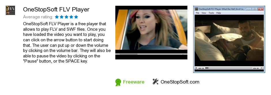 OneStopSoft FLV Player