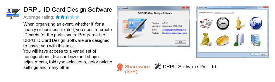 DRPU ID Card Design Software