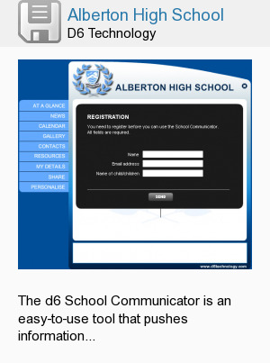 Alberton High School