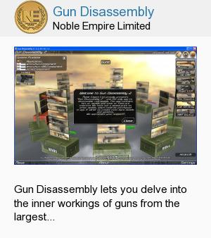 Gun Disassembly