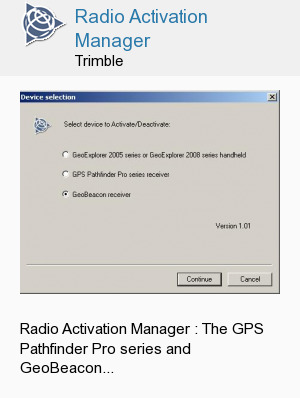 Radio Activation Manager