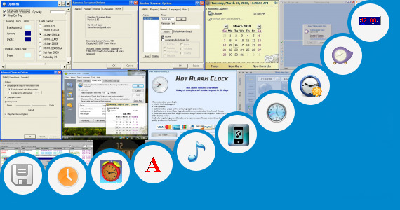 Software collection for Alarm Clock Mp3 Ringtones